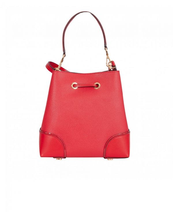 Mercer Gallery Leather Small Bucket Bag