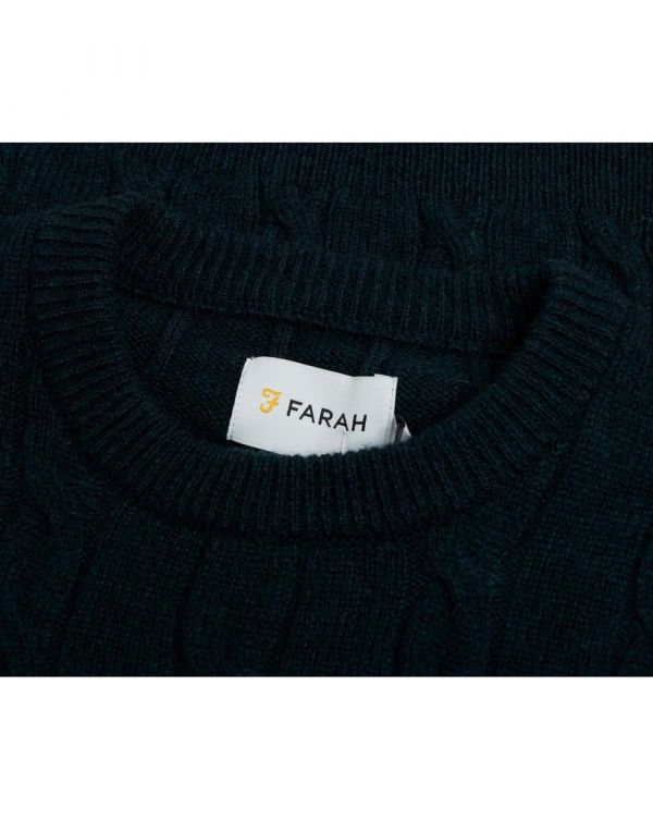Cobby Cable Knit Jumper