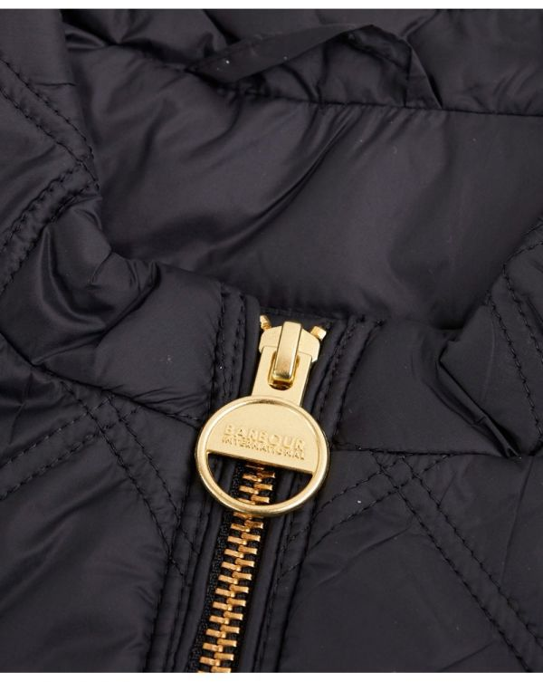 Freethrow Fitted Quilted Jacket