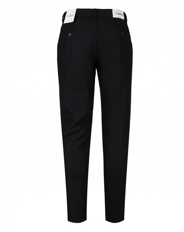 Elm Slim Fit Wool Trousers