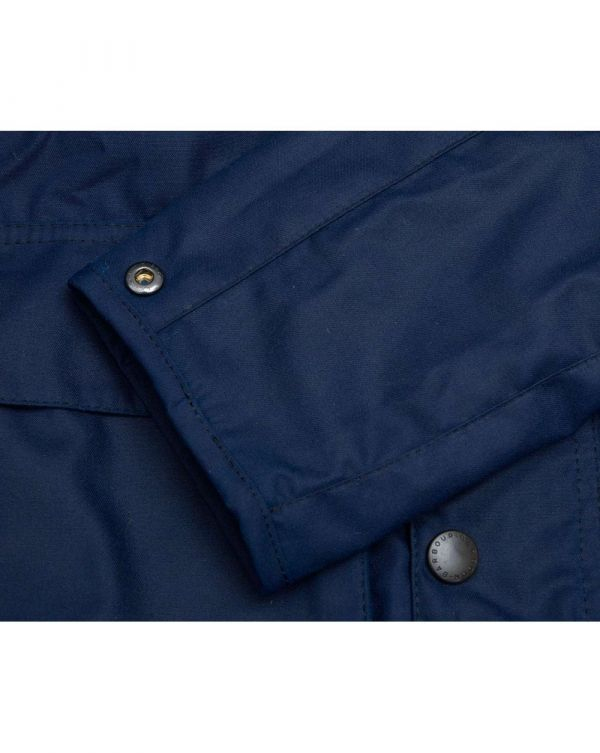 Beacon Hodded Wax Reelin Jacket