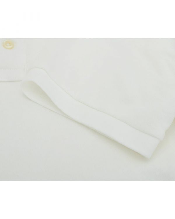 Towelling Slim Fit Polo