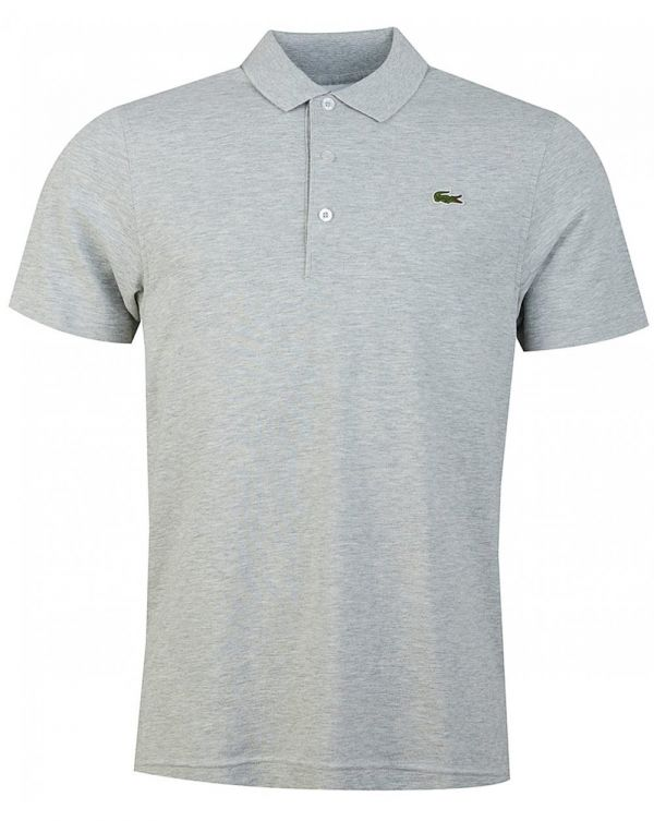 Short Sleeved Sports Polo