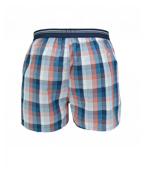 2 Pack Woven Boxer Shorts