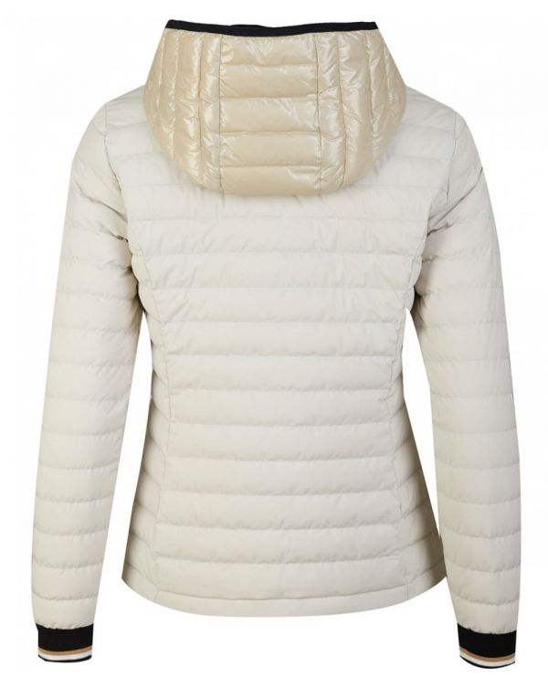 Lariat Quilted Bomber Jacket