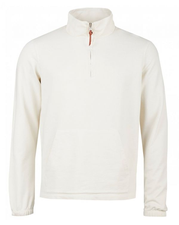 Pullover Quarter Zip Gardener Sweat