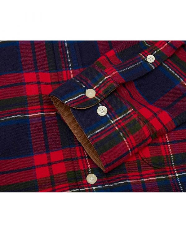 Highland Check 16 Tailored Fit Shirt
