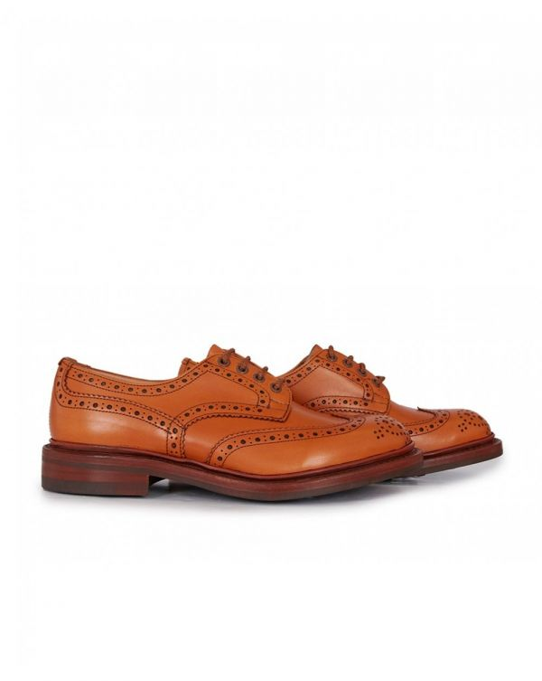 Bourton Leather Country Brogues