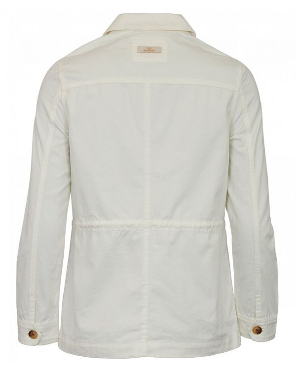 Lola Washed Cotton Jacket