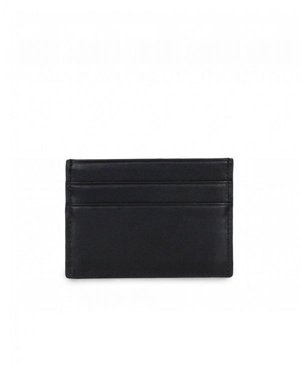 Couture Logo Leather Card Holder