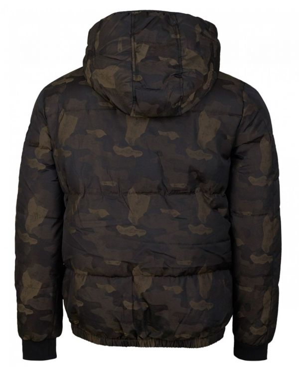 Camp Hooded Down Jacket