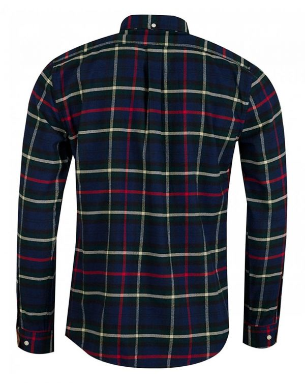 Highland Check 19 Tailored Fit Shirt