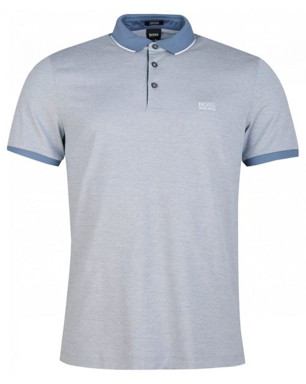 Prout 16 Tipped Polo Shirt