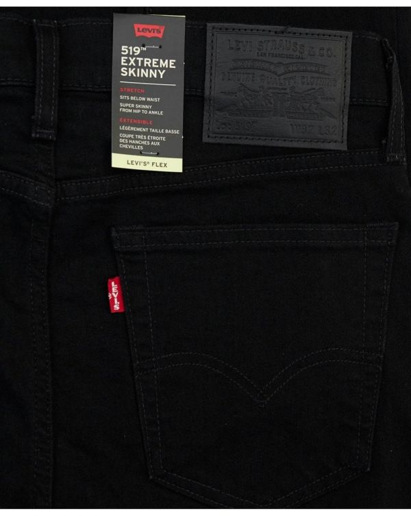 519 Extreme Skinny Fit Jeans