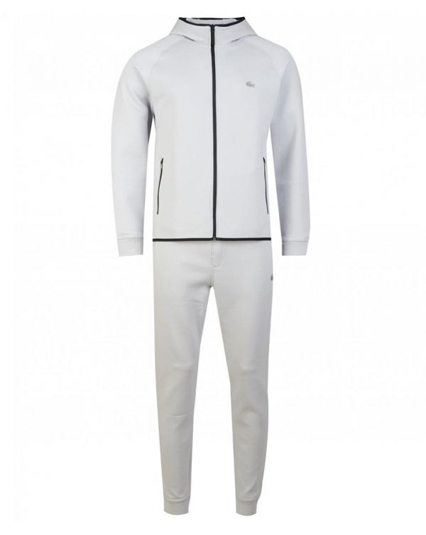 Zip Through Neo Hooded Tracksuit