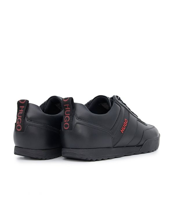 Matrix Low Leather Trainers