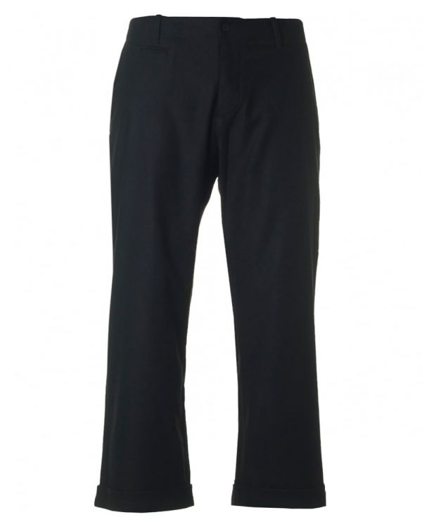 Bay City Wool Flannel Trousers