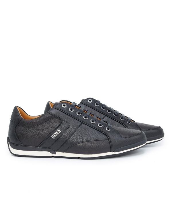 Saturn Leather Trainers
