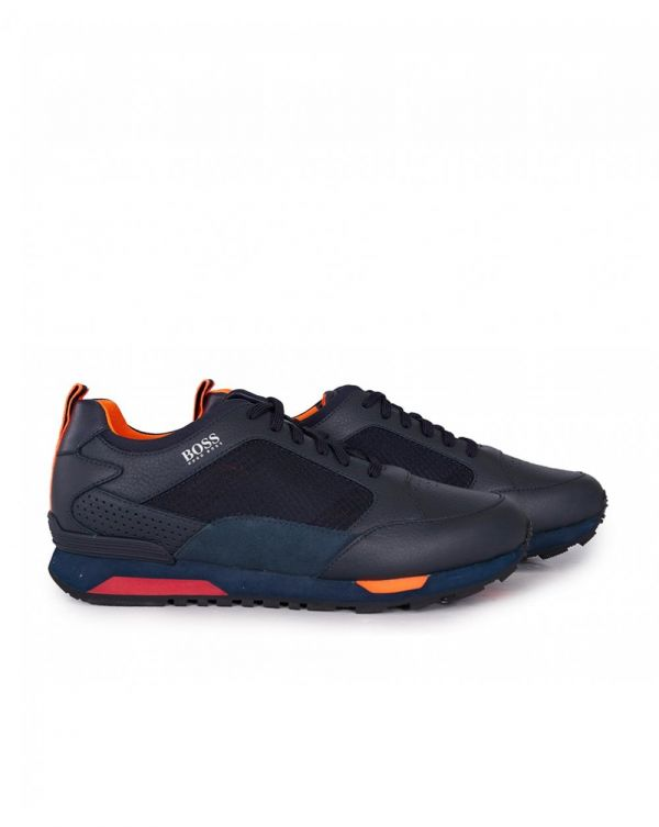 Parkour Runn Leather Trainers
