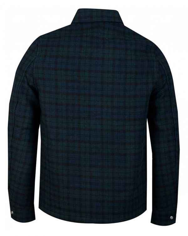 Lawrie Checked Melton Jacket