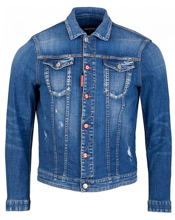 Dan Denim Jacket