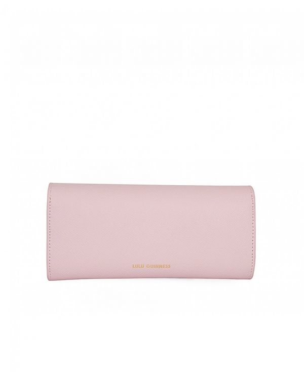 Trisha Cut Out Lips Wallet