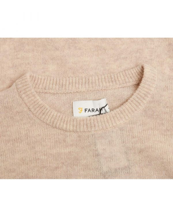 Rosecroft Knitted Crew Neck Knit