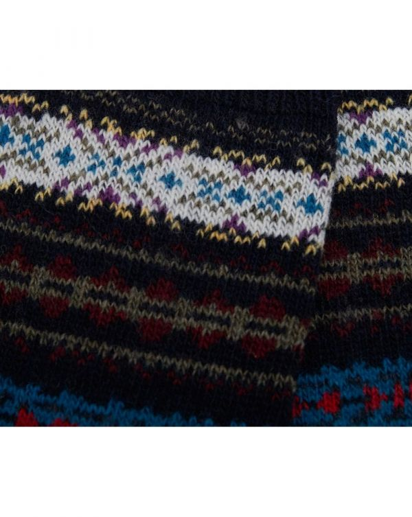 Boyd Fairisle Socks