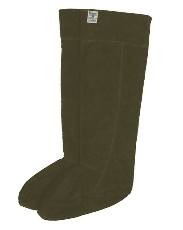 Fleece Wellington Socks