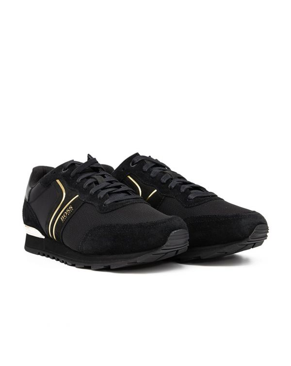 Parkour Runn Suede Trainers