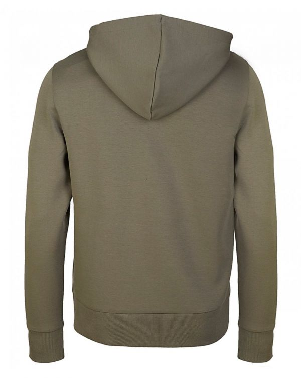 Sly Pullover Curved Pocket Logo Hoodie