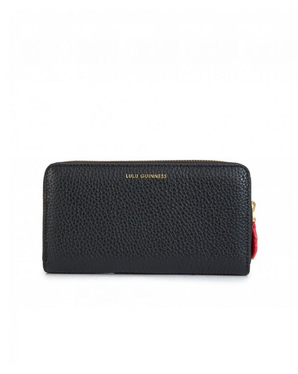 Cupids Bow Continental Purse