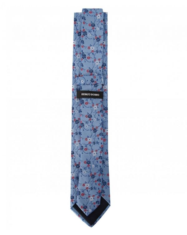 Small Floral Tie