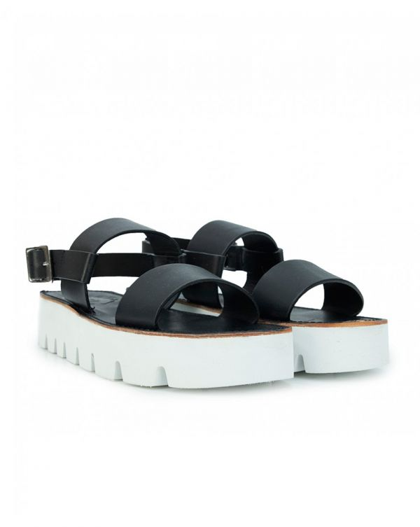 Chunky Sole Strap Sandals