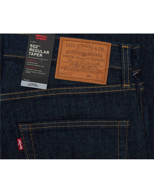 502 Regular Tapered Fit Jeans