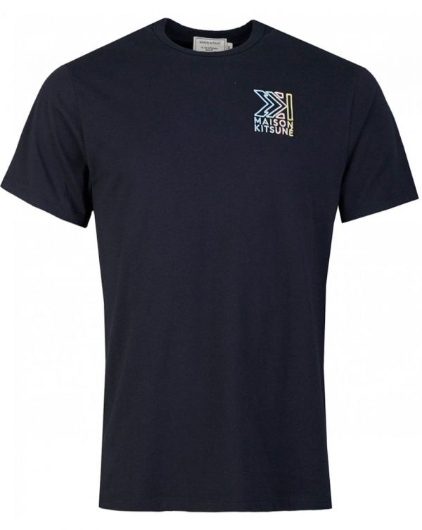Monogram Embroidery T-shirt