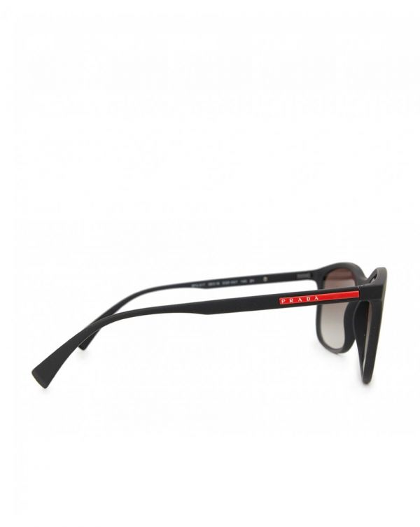 Rubber Wayfarer Sunglasses
