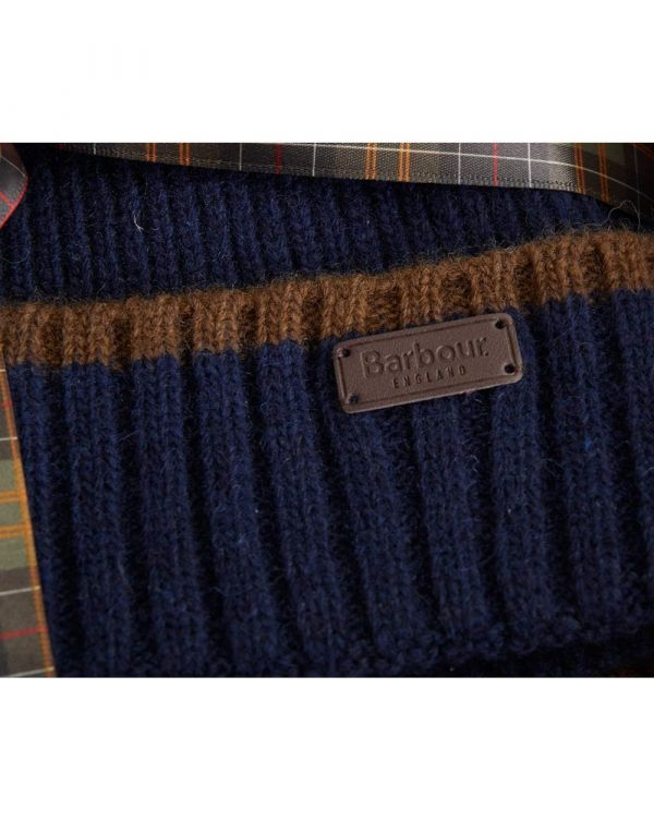 Cromer Tipped Beanie And Scarf Gift Set
