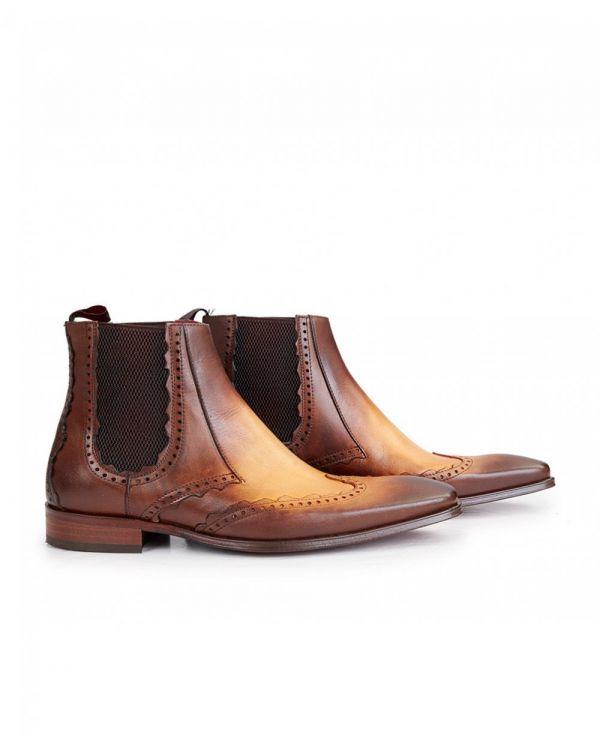 Scarface Chelsea Boots