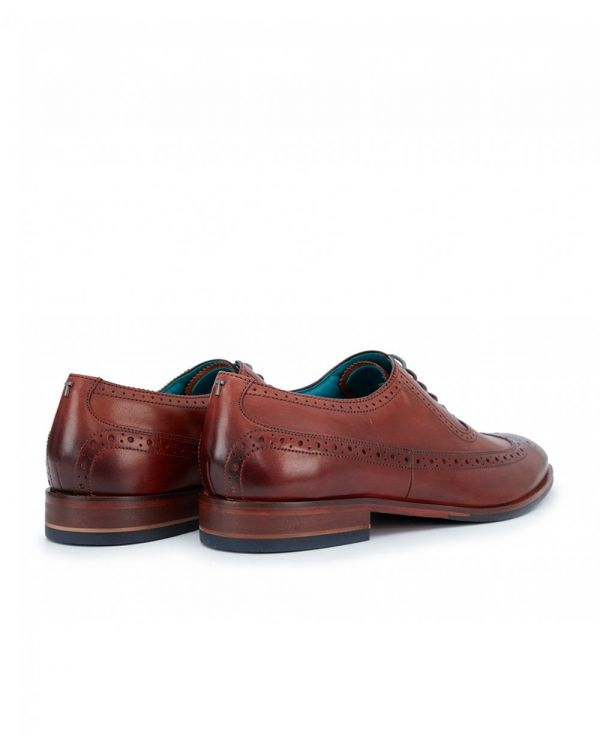 Asonce Leather Brogues