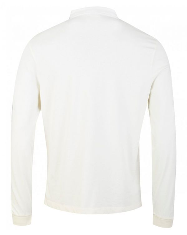 Stokes Rose Icon Rugby Polo Shirt