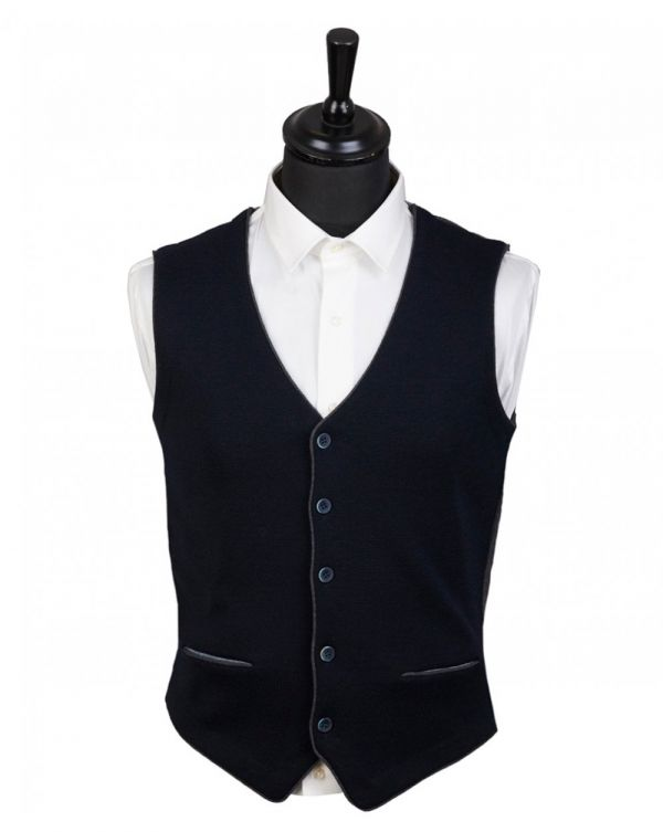 Knitted Waistcoat
