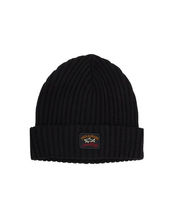 Ribbed Knit Hat