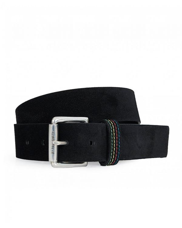 Stitch Keeper Leather Belt