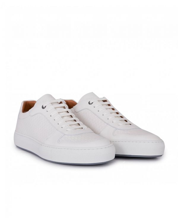 Mirage Hb Leather Trainers