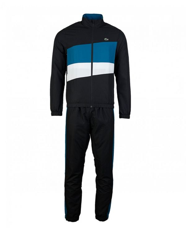Striped Panel Tracksuit
