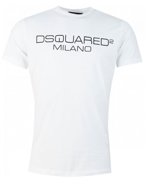 Dsquared Milano Logo Cool Fit T-shirt