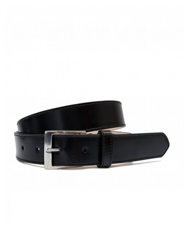 Naked Lady Leather Belt