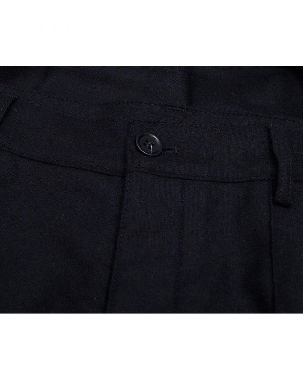 Wool Flannel Hand Me Down Trousers