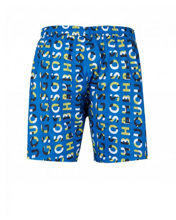 Piranha Allure Print Swim Shorts